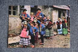 """USSEL - Les Compagnons De La Joie Au Village, """" La Polka Piquée , Danse """". - Ussel"""