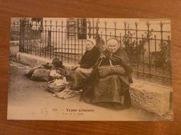 CPA 2 - Carte Postale Ancienne - Types Creusois - Sonstige Gemeinden
