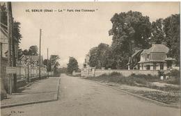 """SENLIS - Le """"Parc Des Closeaux"""" - Senlis"""