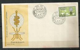 España. 1962. Campaña Contra El Paludismo. - FDC