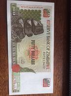 Zimbabwe 50 Dollars 1994 Pick 8 UNC - Zimbabwe
