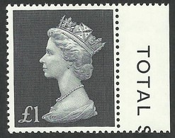 GREAT BRITAIN --1969 MNH - 1952-.... (Elisabeth II.)