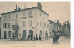 CPA - France - (03) Allier - Gannat - L'Hôtel Des Postes Et Télégraphes - Frankrijk