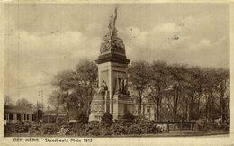 DEN HAAG    STANDBEELD PLEIN 1813 - Den Haag ('s-Gravenhage)