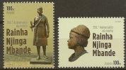 ANGOLA 2013 Queen Njinga Mbande - Angola