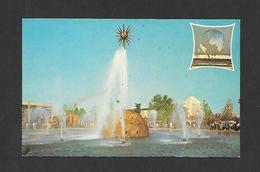 EXPOSITIONS - NEW YORK WORLD'S FAIR 1964-65 - THE SOLAR FOUNTAIN - BY DEXTER - Expositions
