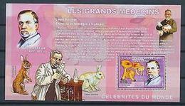 Congo Louis PASTEUR Mushrooms Champignons Rabbit Lapin - Louis Pasteur