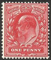 GREAT BRITAIN -- 1902 MNH - Ungebraucht