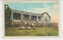 U.S.A. - NEW YORK - Ray Hill Camp , MOUNT KISCO - New York City