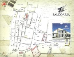 Portugal 2013 Falconery - Royal Falconery Building, Salvaterra De Magos  Souvenir Sheet MNH - Eagles & Birds Of Prey