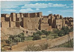 Casbah Taourirt De Ouarzazate  - (Maroc) - Marokko
