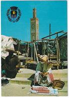 Une Marché Du Tissu - (Maroc) - Casablanca