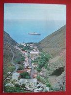 "SAINT HELENE - ST HELENA - "" CROISIERE IMPERIAL DU PAQUEBOT FRANCE A SAINT HELENE 9 AU 29 AVRIL 1969 - ""  TRES RARE "" *- - Saint Helena Island"
