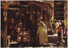 Maroc Typique - Artisanat Marocain - (Maroc) - Zonder Classificatie