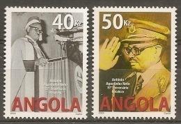 ANGOLA 2009 Agostinho Neto - Angola