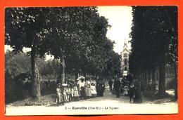 "CPA 52 Eurville "" Le Square "" - Sonstige Gemeinden"