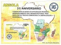 ANGOLA 2011 SADC - Angola
