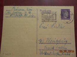 Entier Postal De 1944 - Allemagne