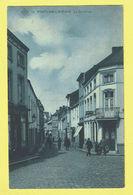 * Fontaine L'Eveque (Hainaut - La Wallonie) * (SBP, Nr 15) La Grand Rue, Belle Animation, Animée, Straatzicht, TOP, Rare - Fontaine-l'Evêque