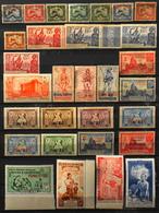 France (ex-colonies & Protectorats) > Kouang-Tchéou 1937-44 Collection De Timbres Neufs**/*/O - Kouang-Tchéou (1906-1945)