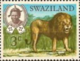 USED STAMPS Swaziland - Native Wild Animals-1969 - Swaziland (1968-...)