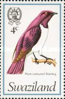 USED STAMPS Swaziland - Birds-1976 - Swaziland (1968-...)