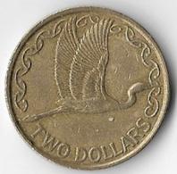 New Zealand 1991 $2 (A) [C661/2D] - Nouvelle-Zélande