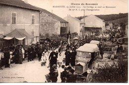 Meuse : Marbotte : Oeuvre Du Souvenir - Frankrijk