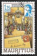 MAURICE 1985 -  Mauritius - YT  620 - Invitation -  Oblitéré - Maurice (1968-...)