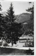 AK 0170  Grünau Bei Mariezell - Hotel Marienwasserfall / Foto Kuss Um 1957 - Mariazell