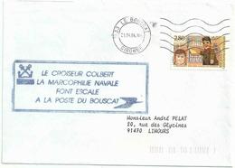 YT 2861 - Guignol - Escale Du Croiseur Colbert Au Bouscat - Francia
