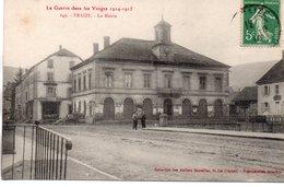 Vosges : Fraize : Mairie - Fraize