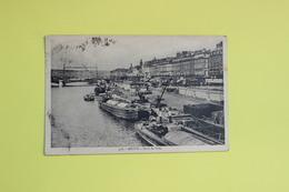 CPA  76 ROUEN QUAI DE PARIS - Rouen