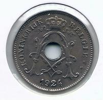 ALBERT I * 10 Cent 1924 Vlaams * Nr 5151 - 1909-1934: Albert I