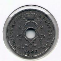 ALBERT I * 10 Cent 1926 Frans * Nr 5152 - 1909-1934: Albert I
