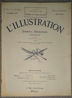 L'Illustration 3777 24 Juillet 1915 Aviateur Gilbert/Pierre Loti/Drapeau Du 66e/Mme Carton De Wiart/Tranchée De Calonne - Journaux - Quotidiens