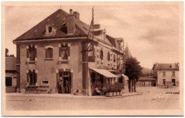 23 VIEILLEVILLE - Avenue De La Gare - Sonstige Gemeinden