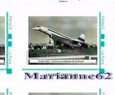 France 2019 TP Du Collector 1° Vol Du Concorde F-WTSS Le 02/03/1969 Toulouse Blagnac - MNH / Neuf - France