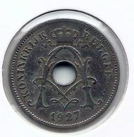 ALBERT I * 10 Cent 1927 Vlaams * Nr 5156 - 04. 10 Centimes