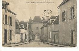CPA,D. 36, N°512, Levroux , Rue De La Vieille Prison , Ed. Th. G. 1914 - France