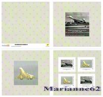 France 2019 Collector 1° Vol Du Concorde F-WTSS Le 02/03/1969 - 50 Ans Toulouse Blagnac - MNH / Neuf - France