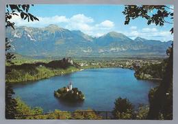 SI.- Slovenië. BLED. Slovenija. - Slovenië