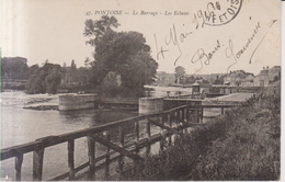 Pontoise Le Barrage  1910 - Pontoise