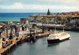 DIEPPE Le Port 8(scan Recto-verso) MA275 - Dieppe