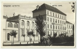 Romania Timisoara - Notre Dame Used 1939 ,Excellent - Romania