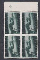 Belgie 1957 Beeldhouwkunst 1w Bl Van 4 ** Mnh (41965) - Ongebruikt