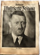 Berliner Illustrierte Zeitung 1941 Nr.5 Der Führer - Eine Der Letzten Aufnahmen - Zeitungen & Zeitschriften