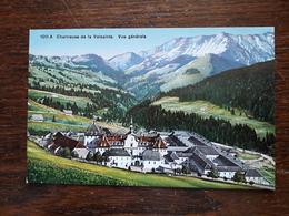 L17/128 Suisse. Chartreuse De La Valsainte. Vue Générale - FR Fribourg