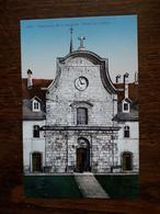 L17/129 Suisse. Chartreuse De La Valsainte. Portail De L'Eglise - FR Fribourg