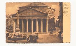 ITALIE ROMA PANTHEON D AGRIPPA - Panthéon